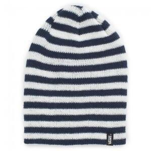 143c9c53870 VANS OTW (MISMOEDIG) BEANIE HAT SKI SKULL CAP BLUE WHITE STRIPE ONE ...