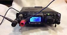 20M No Feedline! HF Dipole Ultralight Stealth FT-817 KX2 KX3 Antenna In/Outdoor