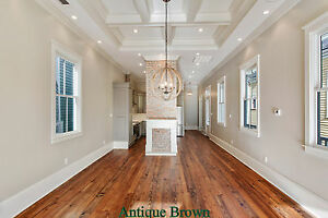 Details About Prefinished 6 8 Wide Plank Pine Flooring Heart Hand Rubbed Oil Finish