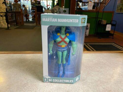 2018 DC Direct 20th Animated Justice League MARTIAN MANHUNTER  #2 Figure 6.4 MOC