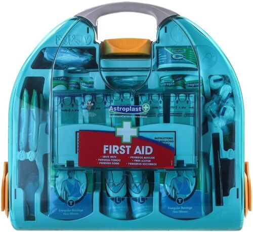 New Astroplast Wallace Cameron Adulto Kit With Eye Pods /& Burn Gel First Aid 50