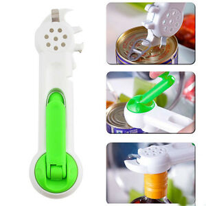 7 in 1 Multi-Function Can Easy Opener Bottle Jars Remover Kitchen Cooking Tool