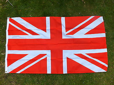 Liverpool British 5x3 flag Red//White UK Union Jack Sports The Kop Anfield bnip