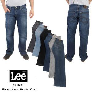 Vintage-Lee-Flint-Regular-Boot-Cut-Mens-Jeans-26-in-to-44-in