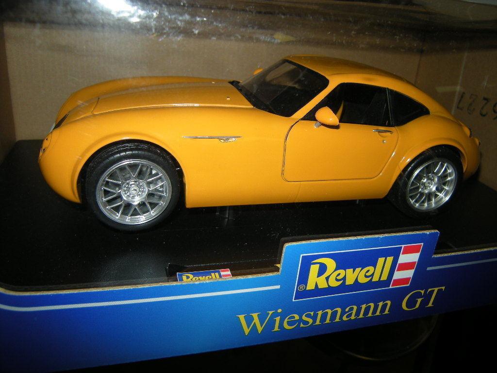 1 18 Revell Wiesmann GT yellow yellow in OVP