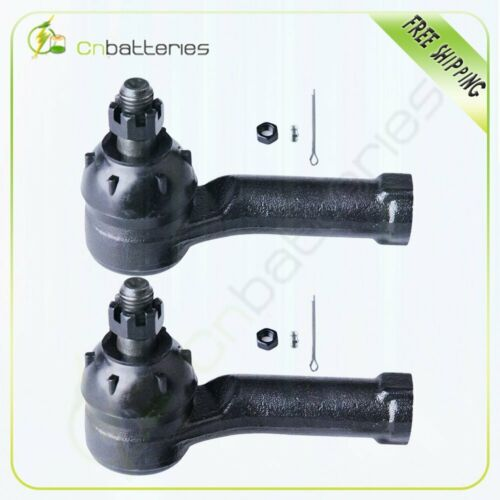 Suspension 2Pieces Kit Outer Tie Rod Ends For 1998-2010 Volkswagen Beetle