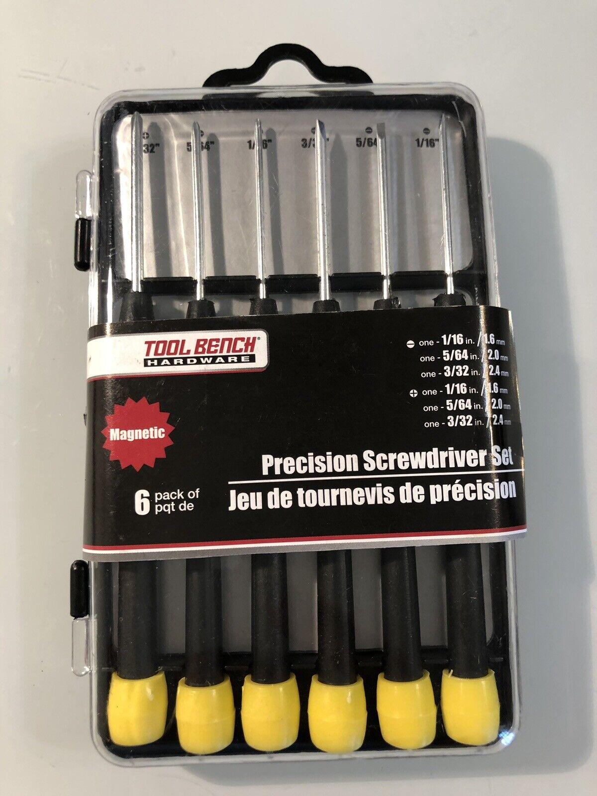 Magnétique Tournevis Précision Set Mini Poche Fix Kit Torx réparation Small Tools