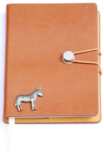 Donkey Notebook  Notepad  Wildlife Spotter Jotter Recorder Ideal  Nature A6 108