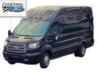 15-17 Ford Transit 16 6-lug Stainless Rim Wheel Liners Simulators Drw