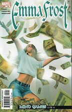 Emma Frost #12 (NM)`04 Bollers/ Pagulayan