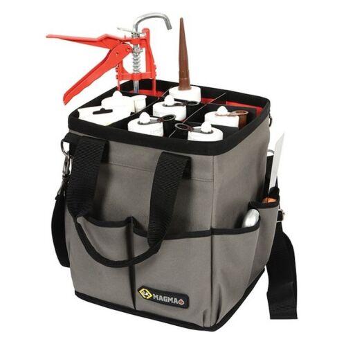 CK Magma MA2637 CABAS 3 EN 1 Ouvert Sac Outil /& Silicone stockage avec sangle de transport