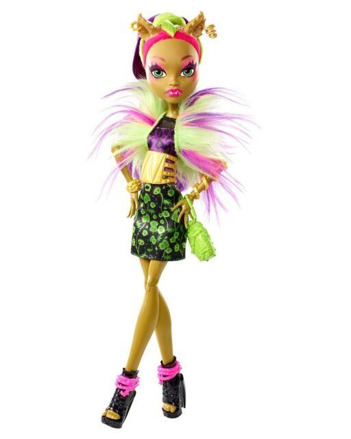 Кукла Clawvenus Монстрические мутации Монстр Хай (Monster High)