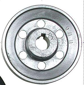 POULIE-POUR-MOTEUR-ELECTRIQUE-120mm-AXE-19mm-PRO-PRP19-120-3700194405205