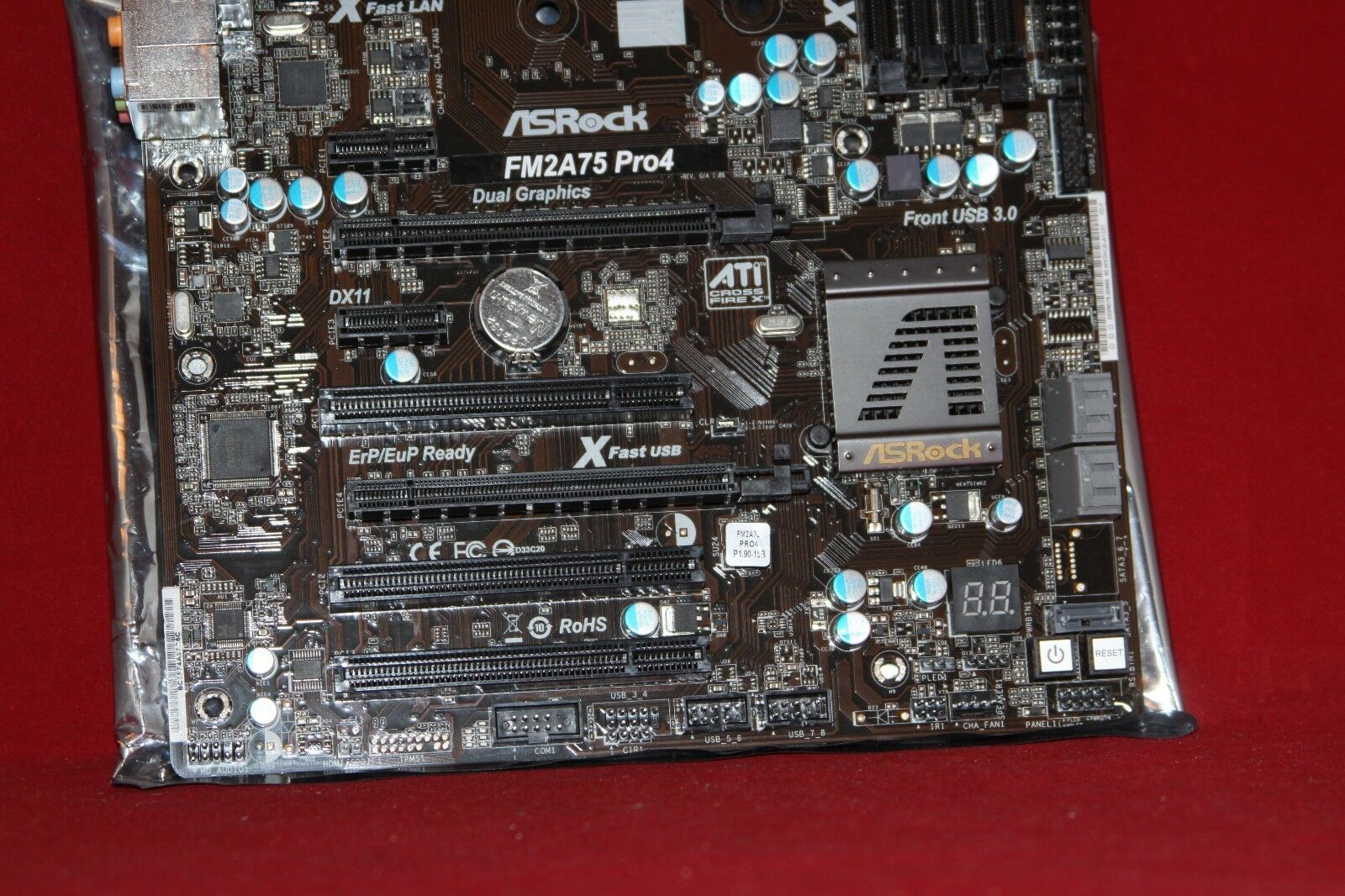 Asrock FM2A75 Pro4 AMD SATA RAID Windows 8 X64