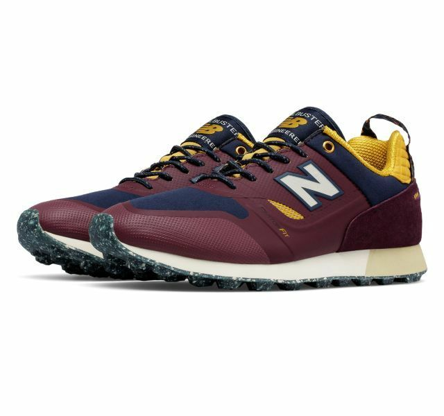 NIB New Balance Hombre Trailbuster Supernova ReEngineered TBTFHBN Zapatos  Supernova Trailbuster Red a9fd51