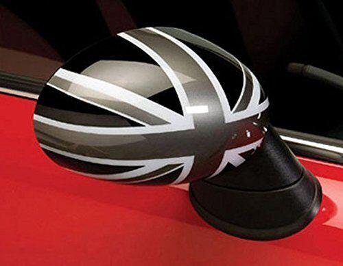 Union Jack Side Mirror Covers Caps For MINI Cooper R55 R56 R57 R58 R59 R60 R61