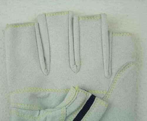 4 Paar BluePort Segelhandschuhe AMARA Gr M Rigging Handschuhe ohne Finger 8