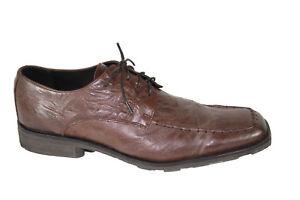 Selected-Herren-Schuhe-Business-Leder-Braun