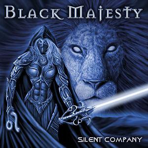 BLACK-MAJESTY-Silent-Company-Ltd-Digipak-CD-3-Bonus-Tracks-Video-2005