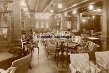 rp01900 - Cunard Liner - Aquitania Smoking Room - photo 6x4