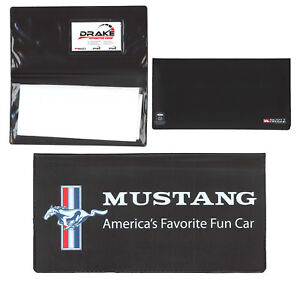 ford mustang owners manual wallet folder