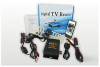Car Mobile Mini Digital Tv Isdb-t Tuner Antenna Receiver Box