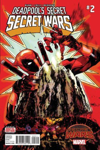 A4 A3 A2 A1 A0  Deadpool Marvel Comic Art Poster Print T301