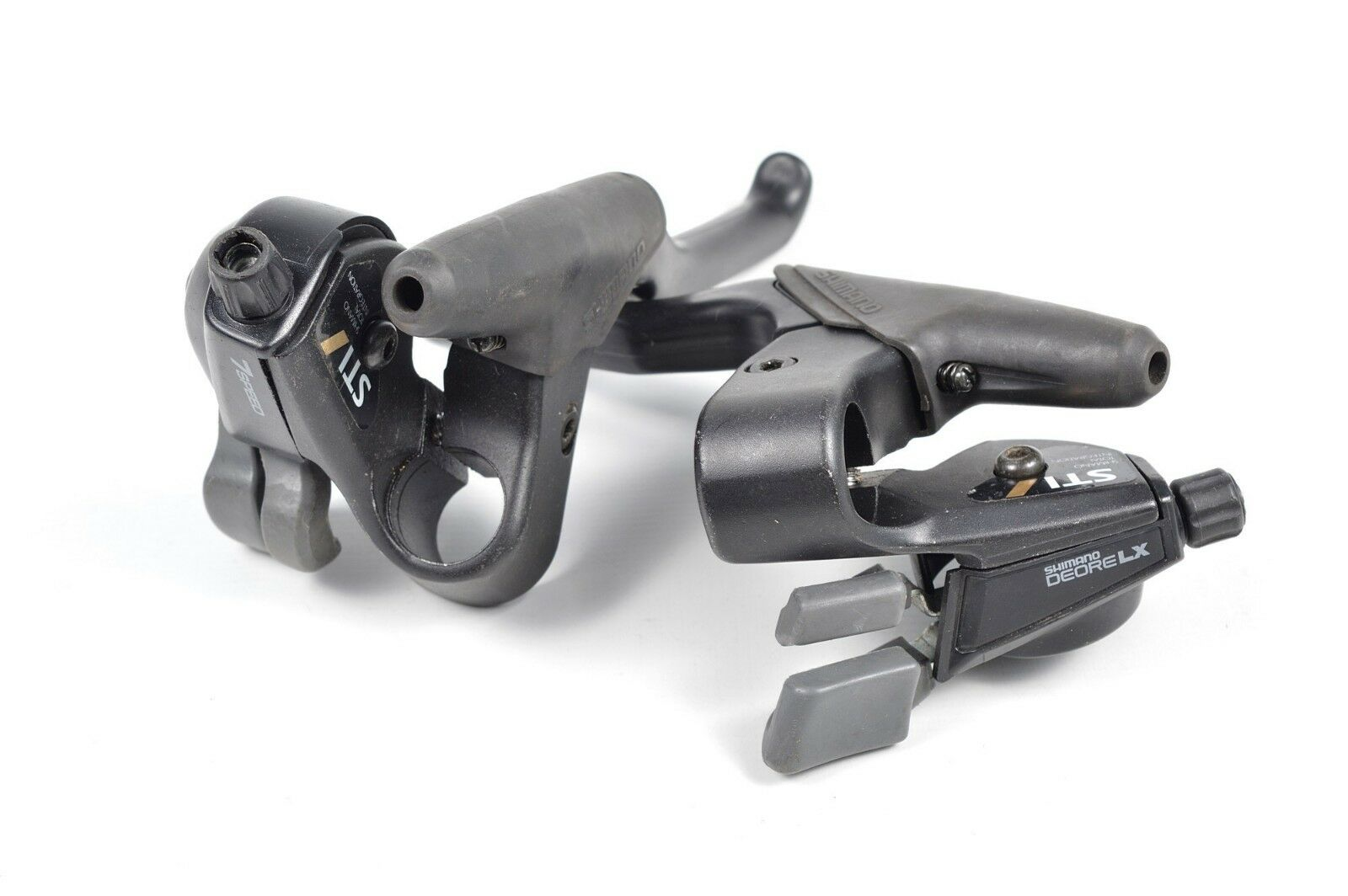 Shimano Deore LX ST-M060 Bicycle Combo Brakes Shimano Deore LX ST-M060 Shifters