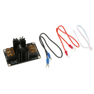 MOSFET-Power-Expansion-Board-MOS-Heat-Bed-Power-Module-3D-Printer-Part-NEW