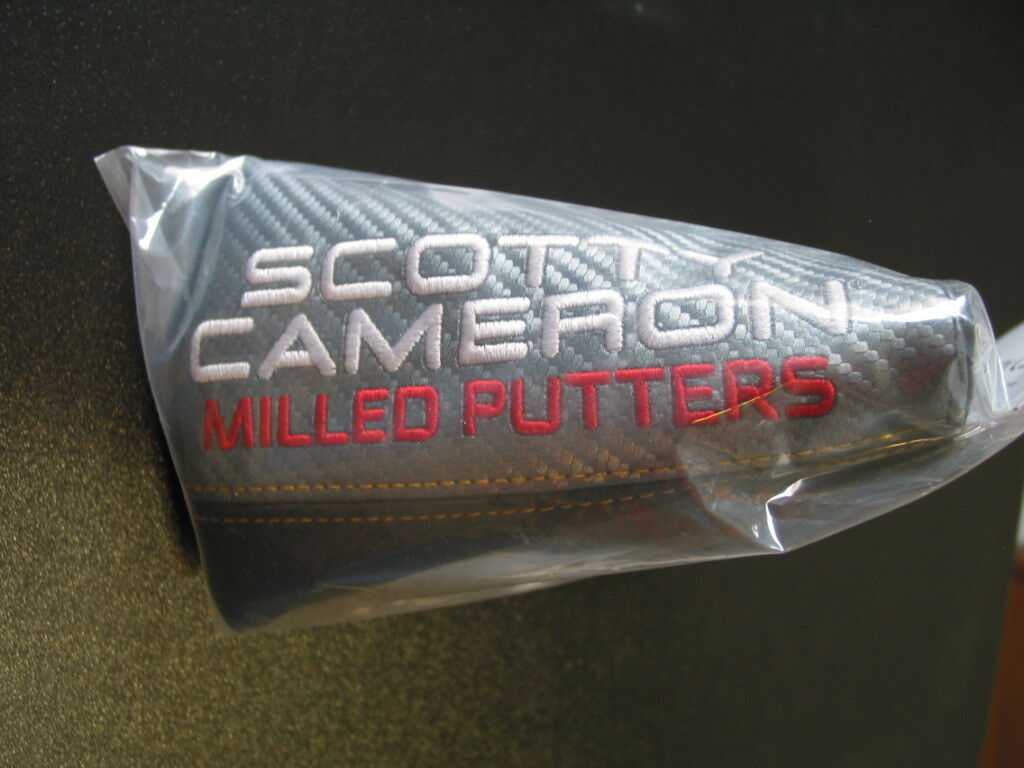 Scotty Cameron 2017 seleccione futura putter mazo de ancho 5CB 5MB Mid Headcover Nuevo En Caja