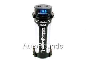 hook up rockford fosgate capacitor