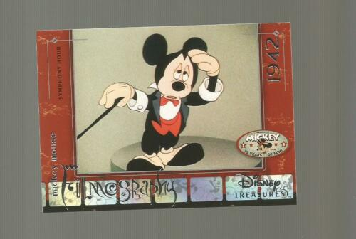 CELEBRATE 75 YEARS OF FUN  FILMOGRAPHY CARDS SYMPHONY HOUR  CARD #  MC63