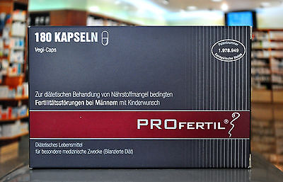 """PROFERTIL"" vital substances to support the fertility / 180 capsules"