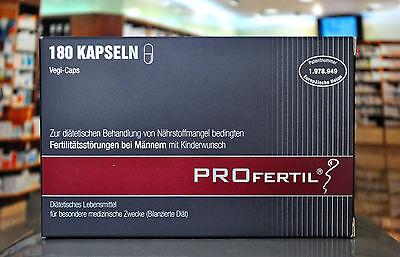 """PROfertil"" vital substances to support the fertility / 180 capsules"
