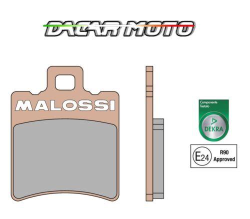 COPPIA PASTIGLIE ANTERIORI PIAGGIO NRG 50 2T LC MALOSSI 6215007