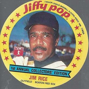 1986 Msa Jiffy Pop Discs Baseball Card Pick Ebay