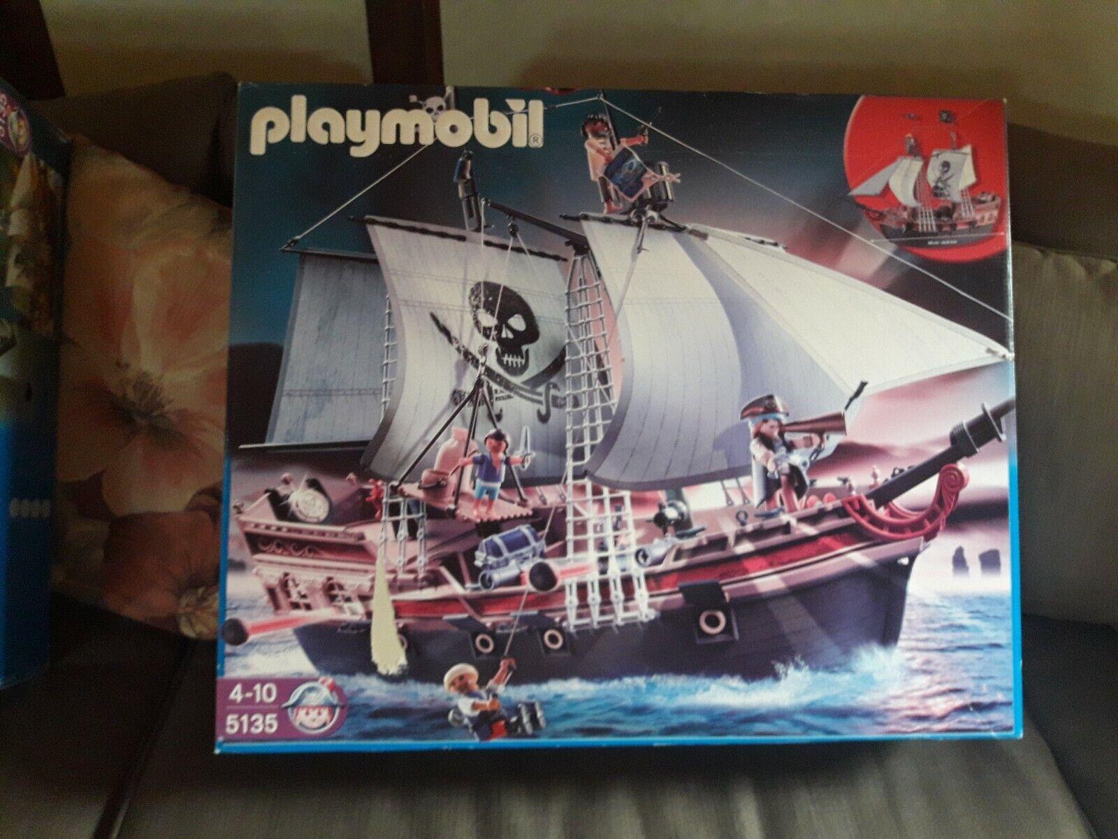 al prezzo più basso Playmobil 5135 5135 5135 Neuf bateau Playmobil boite abime  basta comprarlo