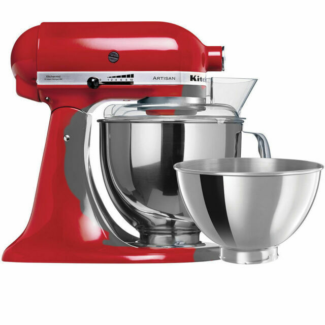 KitchenAid - KSM160 Empire Red - Artisan Stand Mixers