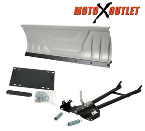 Honda-Rincon-680-650-Atv-Snow-Plow-Package-52-034-Inch-Wide-Blade-Kit