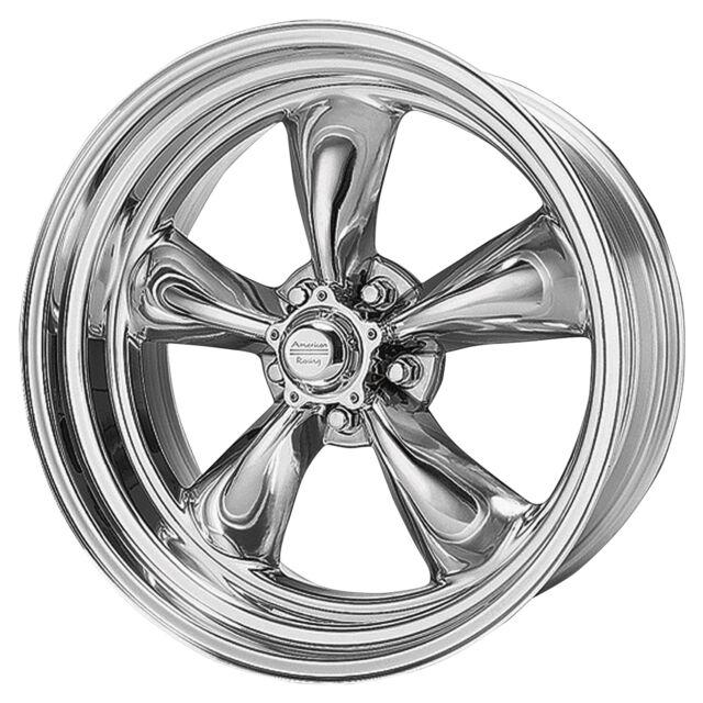 American Racing TORQUE THRUST II Wheels Torq VN515 5x4.5 17x9.5 Ford 79567 1