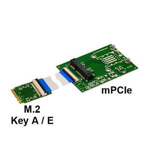 Mpcie Mini Pcie Card To M 2 Ngff Adapter Ebay