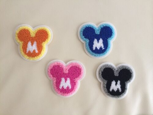 YOU CHOOSE Mickey Minnie Mouse SEW ON patch EMBELLISHMENT DIY