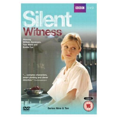 1 of 1 - Silent Witness Season 9+10 BBC TV Series 5xDVD R4