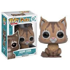 FUNKO POP VINYL PETS CAT MAINE COON  ACTION FIGURE