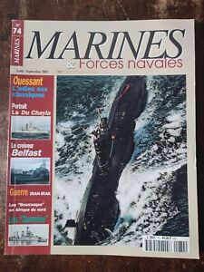 Marines & Forces Naval No 74 2001 The Chayla