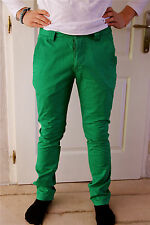 pantalon chino vert KANABEACH lapin T 40-42 (M) NEUF ÉTIQUETTE valeur 79€