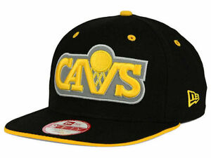 timeless design 9f3d2 4aa0c Image is loading New-Era-Cleveland-Cavaliers-034-Reflipper-034-9FIFTY-