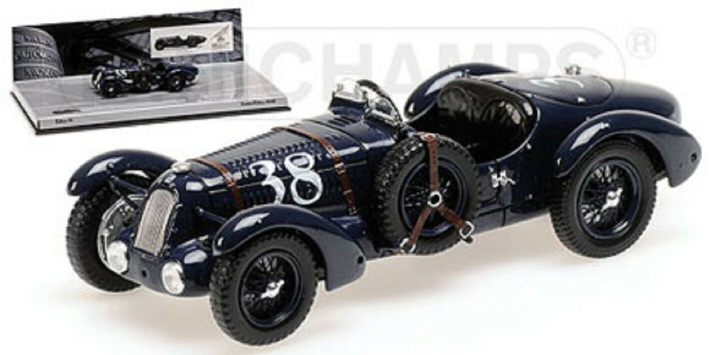 1 43 43 43 Talbot-Lago t26-ss Grand Prix 1936 Minichamps 437117130 OVP New L.E. dc2f8d