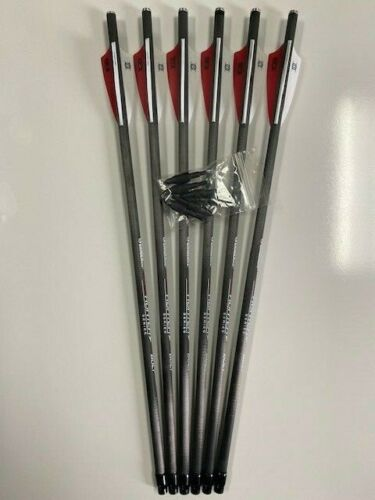 """QUILL BOLTS BY VICTORY 30/% LESS THAN EXCALIBUR PROFLIGHT 1//2 DOZ 16.75/"""" .001"""