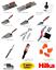 miniature 1 - Plafonneur Truelle de finition, seau, pointage, Dégauchisseuse Truelle, alu Hawk, Line Pin